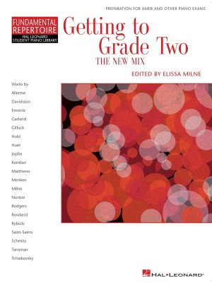 Getting to Grade Two – The New Mix