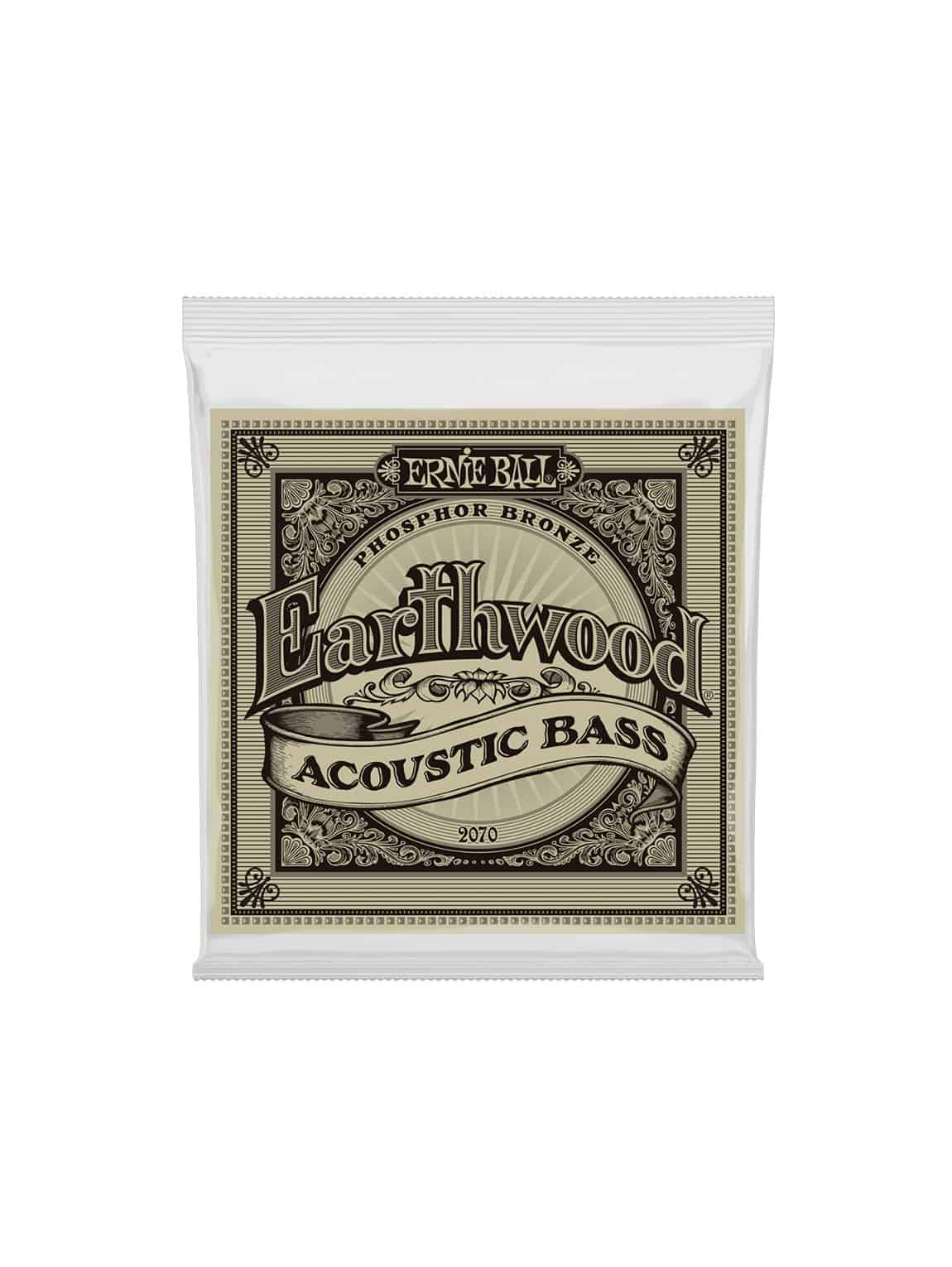 Acoustic Bass Strings- 45-95 Gauge