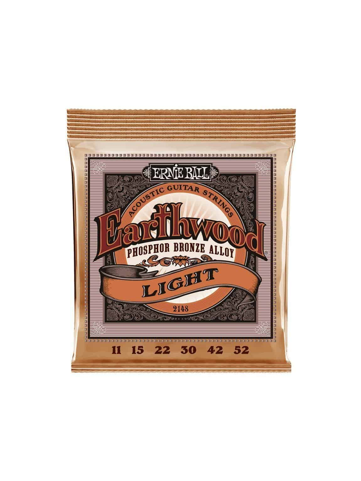 Ernie Ball - Acoustic Light 11-52 [2148]