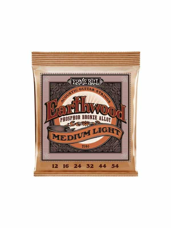 Ernie Ball - Acoustic Medium Light 12-54 [2146]