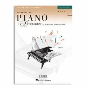 Accelerated Piano Adv-Bk1