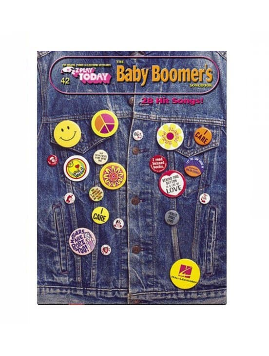 E-Z Play Today Volume 42: Baby Boomers Songbook
