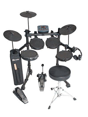 Q2P Electronic Drum Kit