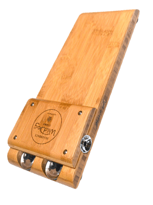 Wild Dog Stomp Box - Silverback