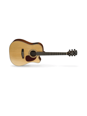 Cort MR710F Acoustic Electric Guitar