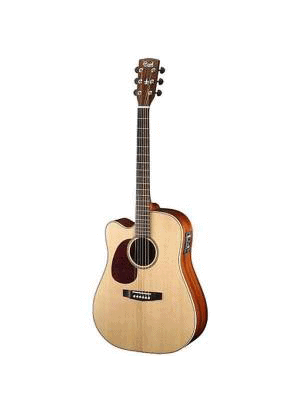 Cort Left Hand Acoustic Electric Guitar