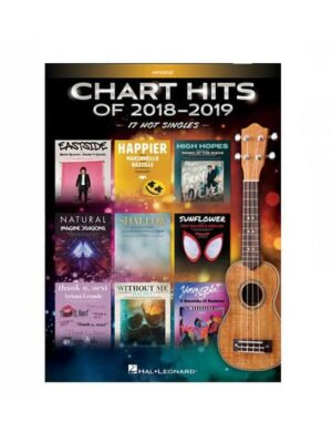 Chart Hits of 2018-2019 for Ukulele