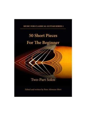 50 Short Pieces for the Beginner - Two-Part Solos