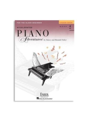 Accelerated Piano Adventures Book 2