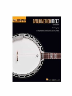 Banjo Method Book 1 – Hal Leonard