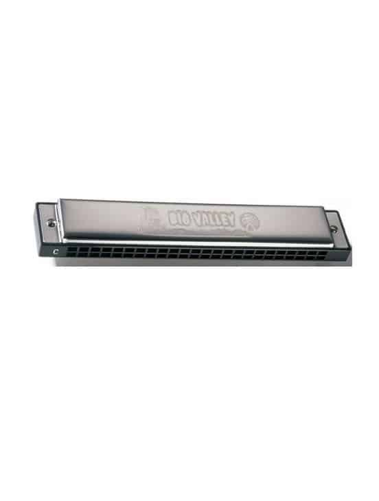 Hohner M255001 Big Valley Tremolo Harmonica In C