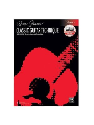 Classic Guitar Technique Volume 1