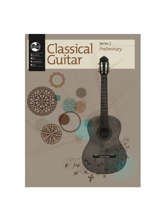 Classical Guitar- AMEB Preliminary