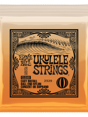 Ernie Ball -2329- Ball End Ukulele Strings