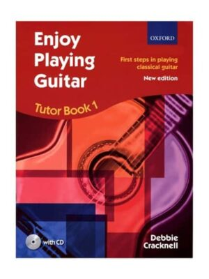 Enjoy Playing Guitar Bk 1 by Debbie Cracknell