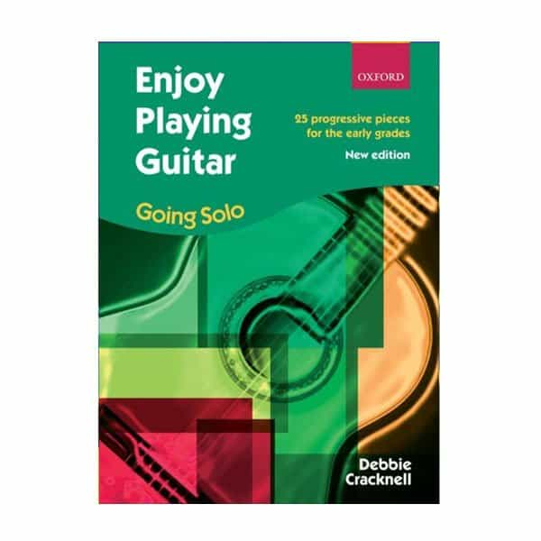 Enjoy Playing Guitar - Going Solo - Debbie Cracknell