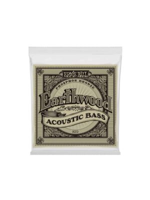 Ernie Ball-2070- Earthwood Acoustic Bass