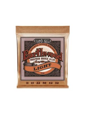 Ernie Ball- 2004- Earthwood-Acoustic 11-52 Gauge