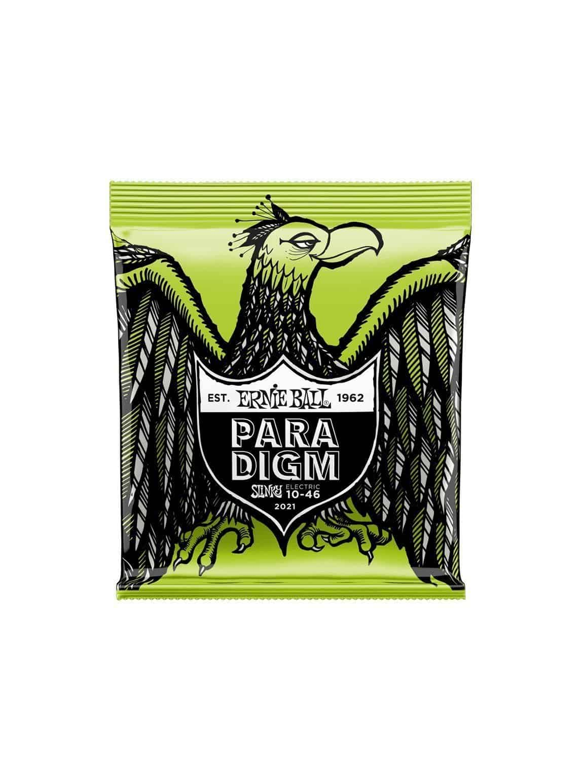 Ernie Ball - P02021- Regular Slinky Paradigm -10-46 Gauge