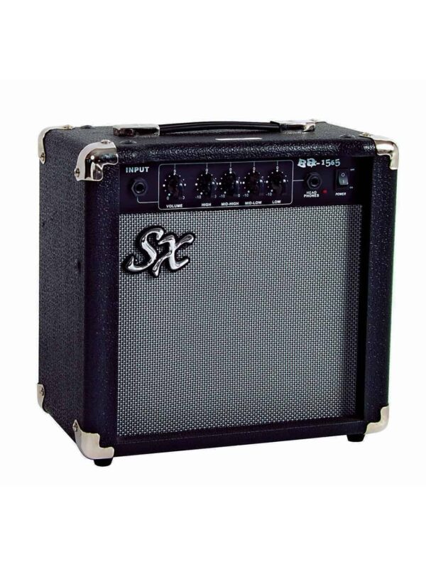 Essex - ABA1565 - 15 watt Bass amplifier-ABA1565