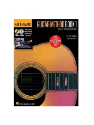 Guitar Method Book 1 – Hal Leonard