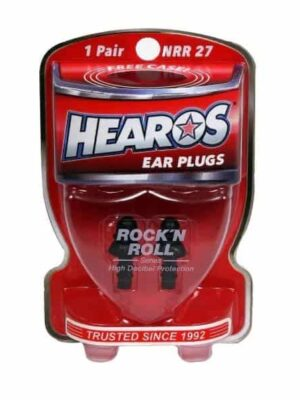 Hearos Rock'N'Roll Ear Plugs