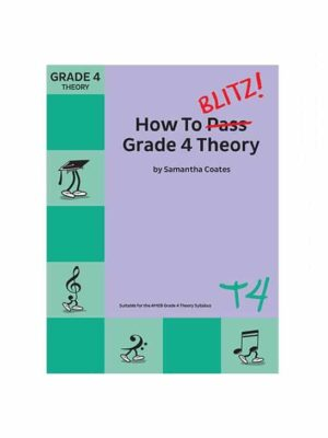 How to Blitz Theory: Select Grade - Grade 4