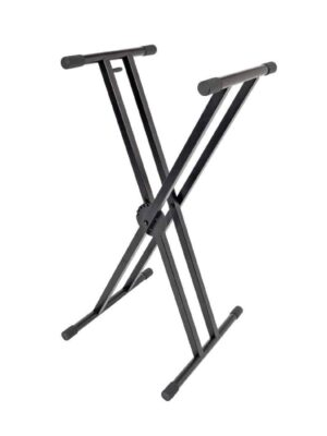 Xtream- Double Braced Keyboard Stand