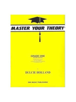 Master Your Theory : Select Grade - Grade 1