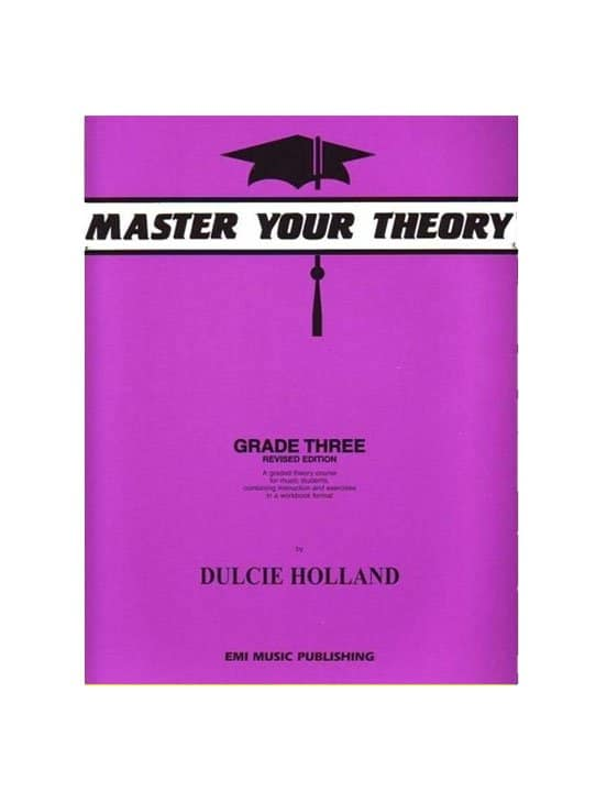 Master Your Theory : Select Grade - Grade 3