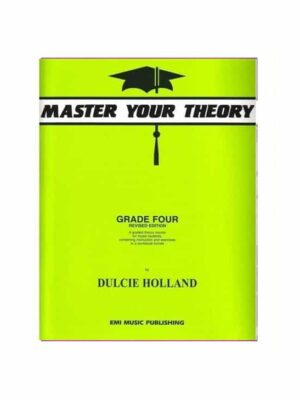 Master Your Theory : Select Grade - Grade 4