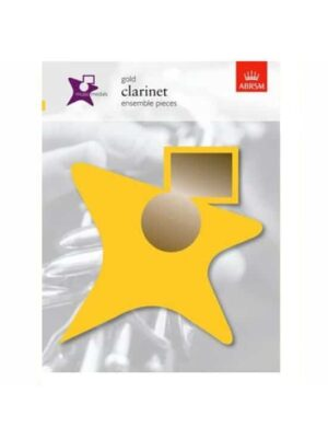 Music Medals Gold Clarinet Ensemble Pieces