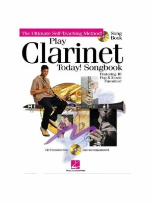 Play Clarinet Today Bk/CD