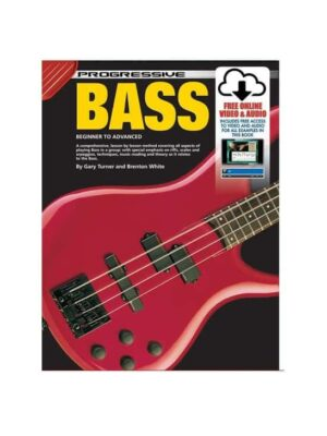 Progressive Bass Method Book