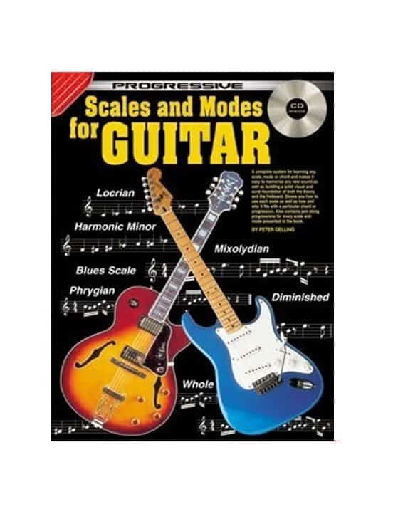Progressive Scales & Modes for Guitar
