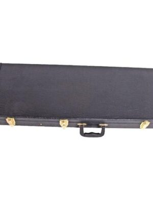 V-Case HC1010 Plywood Black Vinyl Electric Guitar Hardcase