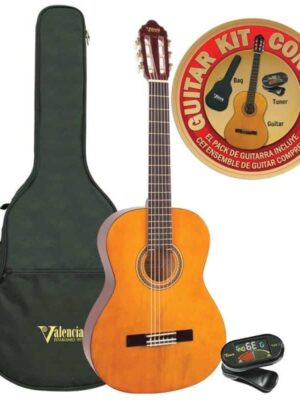 VALENCIA CLASSICAL NYLON STRING KIT