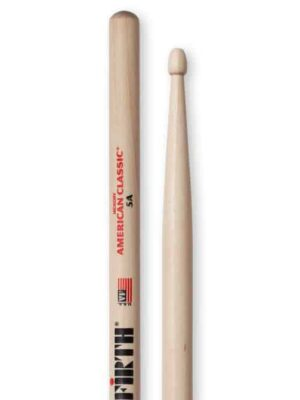 Drum Sticks Vic Firth 5A – Wood Tip