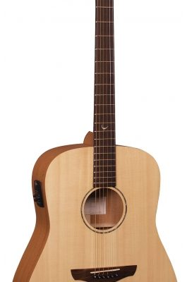 Faith FKSE Naked Saturn Electric Acoustic Guitar with Gigbag