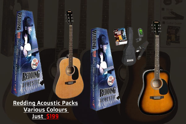 Redding Acoustic pack2