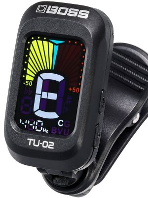 Boss TU02 Clip-On Tuner