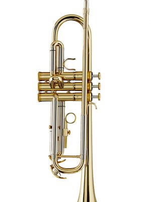 Blessing BTR-1287 Trumpet (Bb) in Clear Lacquer Finish