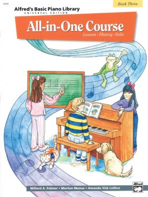ABP- All in one course Bk 3
