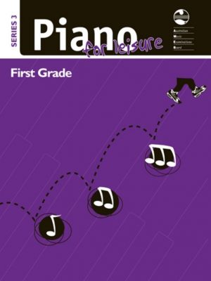 Piano for Leisure Series 3 – First Grade