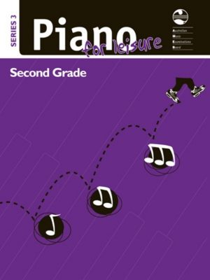 Piano for Leisure Series 3 – Second Grade