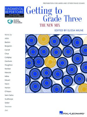 Getting to Grade Three – The New Mix