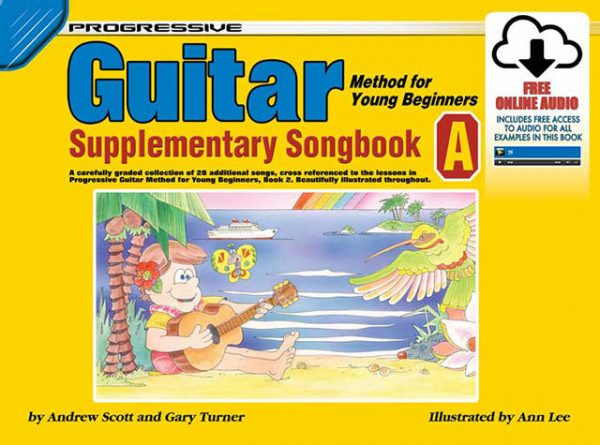 Guitar Supplementary Songbook- A