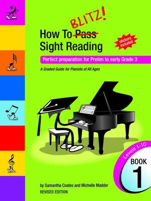 How to Blitz Grade 1 Sight Reading