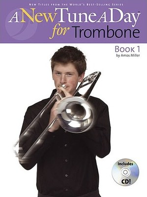 A New Tune A Day for Trombone Book 1