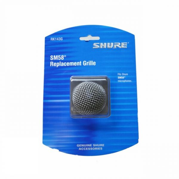 Shure RK143G Replacement Grill